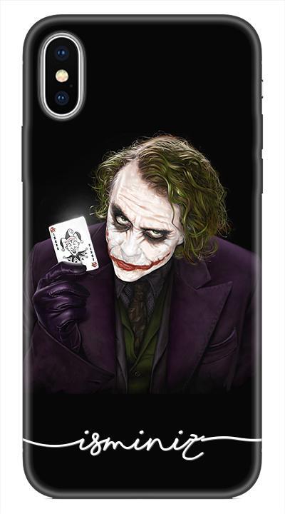 Joker 11 Desenli Cep Telefonu Kılıfı