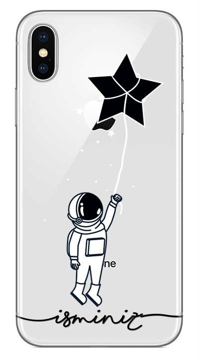 Uzay 6 Desenli Cep Telefonu Kılıfı