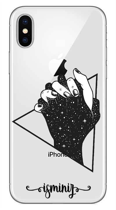 Uzay 7 Desenli Cep Telefonu Kılıfı
