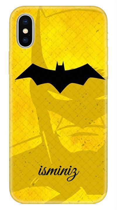 Batman  Desenli Cep Telefonu Kılıfı