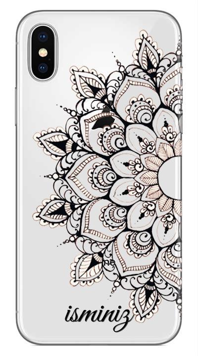 Desen 3 Desenli Cep Telefonu Kılıfı