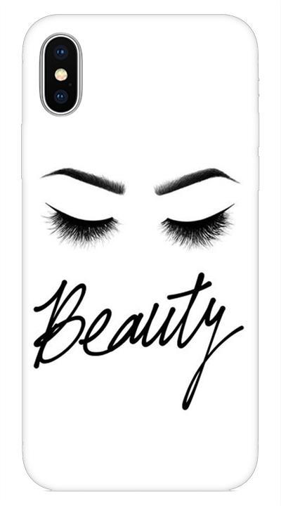 Güzellik Desenli Cep Telefonu Kılıfı