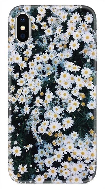 Çiçek D2 Desenli Cep Telefonu Kılıfı