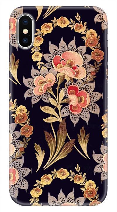 Çiçek D5 Desenli Cep Telefonu Kılıfı