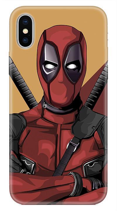 Deadpool 2 Desenli Cep Telefonu Kılıfı