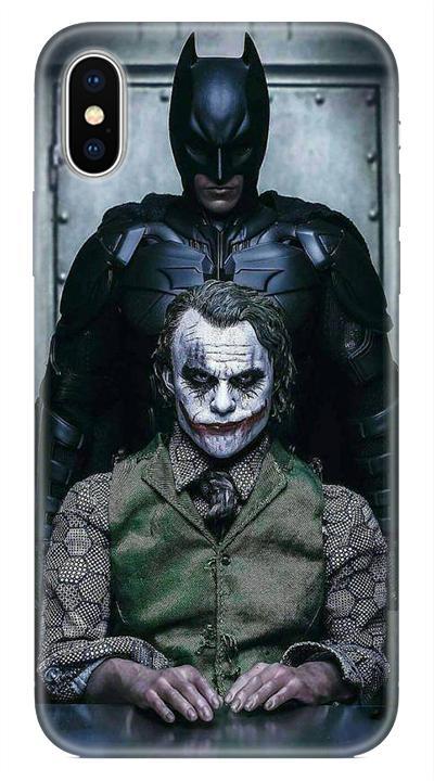 Batman & Joker Desenli Cep Telefonu Kılıfı