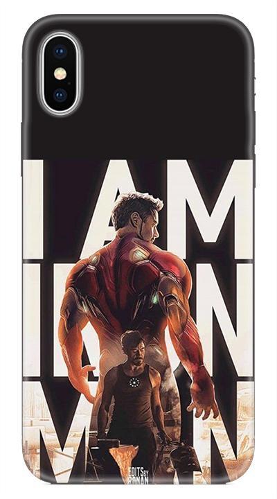 Ironman 3 Desenli Cep Telefonu Kılıfı