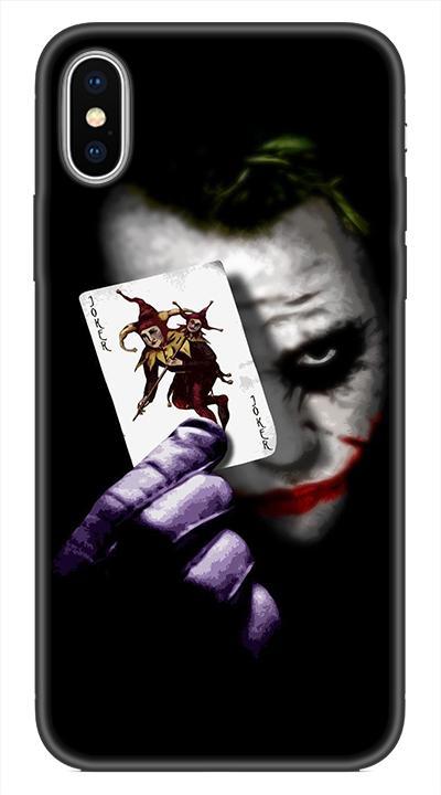 Joker 4 Desenli Cep Telefonu Kılıfı