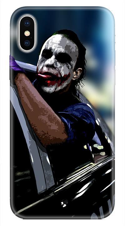 Joker 7 Desenli Cep Telefonu Kılıfı