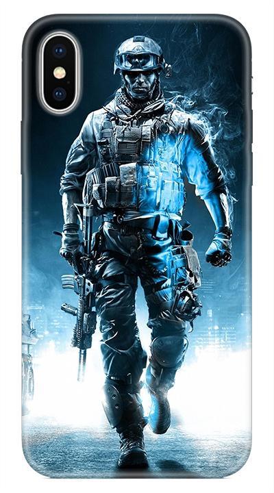 Oyuncu 1 Desenli Cep Telefonu Kılıfı