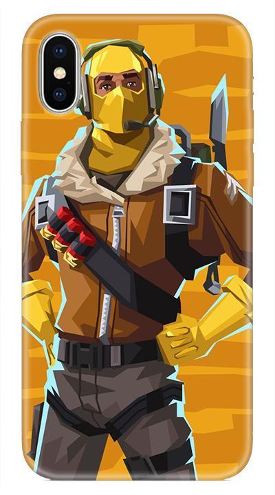 Oyuncu 18 Desenli Cep Telefonu Kılıfı