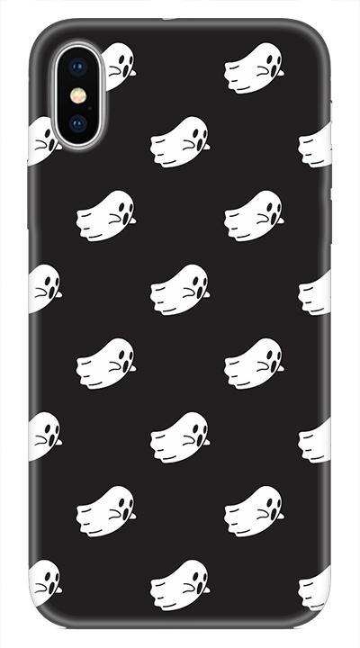 Siyah 2 Desenli Cep Telefonu Kılıfı
