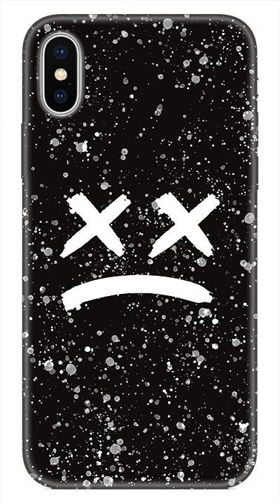Siyah 3 Desenli Cep Telefonu Kılıfı