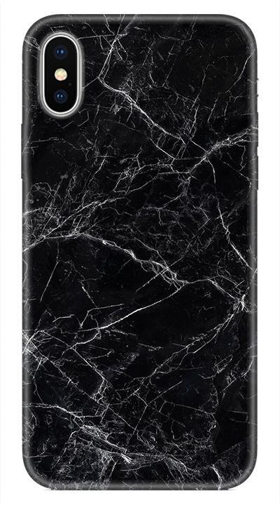 Siyah 10 Desenli Cep Telefonu Kılıfı