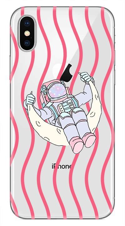 Uzay 3 Desenli Cep Telefonu Kılıfı