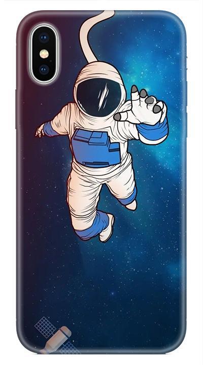 Uzay 24 Desenli Cep Telefonu Kılıfı