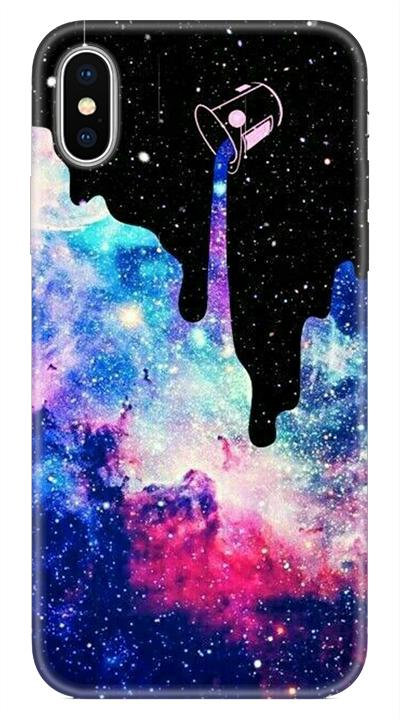 Kova galaxy Desenli Cep Telefonu Kılıfı