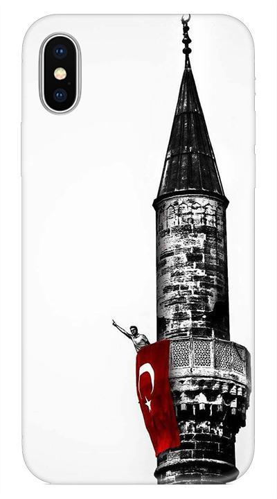 Vatan 3 Desenli Cep Telefonu Kılıfı