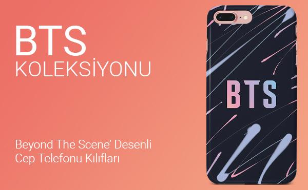 BTS Koleksiyonu Cep Telefonu Kılıfları