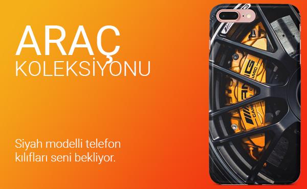 Araç Koleksiyonu Cep Telefonu Kılıfları